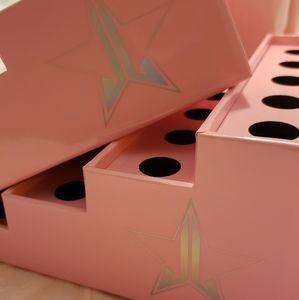 Jeffree Star The Gloss Lipstick Display